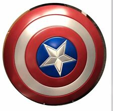 CAPTAIN AMERICA MARVEL THE AVENGERS ABS SHIELD 1/1 SCALE METAL 24""