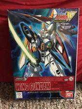 Gundam Wing 0 Mobile Suit  XXXG-01W 1/144 Model Kit Bandai new import