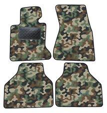 Armee-Tarnungs Autoteppich Autofußmatten Auto-Matten für BMW 7er E65 2002-2009