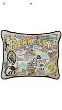 Cat Studio Cal Berkley Bears Uc Pillow New University of California Embroidered