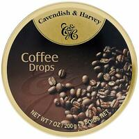 Yulo Toys Inc Cavendish and Harvey Coffee Drops 175g CANDY