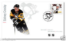 NHL® Forwards: Official First Day Cover - Sidney Crosby - Great Canadian Forward