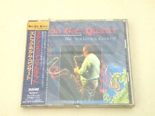STAN GETZ QUARTET - THE STOCKHOLM CONCERT - JAPAN CD 1990 SONET W/OBI NEW! OOP!