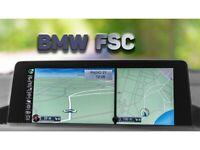 Bmw fsc code LIFETIME  Premium / Next / Move / Motion CIC / NBT