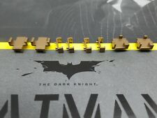 Genuine 1/6 Hot Toys 6 belt clips accessories only from Batman Armory MMS236 USA