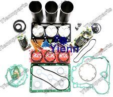 D1105 Overhaul Rebuild Kit For Kubota engine Piston Ring Gasket Liner Bearing