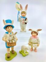 Bethany Lowe Designs: Easter; Easter Parade 3 Assorted, Item# TD6009