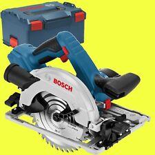 Bosch Professional Akku-Handkreissäge GKS 18V-57 G Solo in L-Boxx Kreissäge