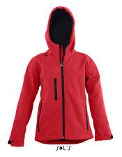 Manteaux, vestes et tenues de neige rouge pour fille de 2 à 16 ans Automne