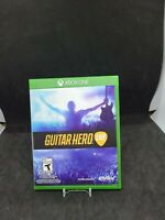 Guitar Hero Live (Xbox One, 2015). Game Only!