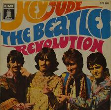 """BEATLES - HEY JUDE - REVOLUTION - ODEON 23880 7"""" (J56)"""