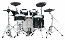 Electronic Drum Kit 9 Wooden Pads E-Drum 720 Sounds USB Midi Set Hardware Modul