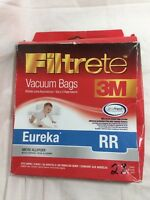 Eureka RR Size 3M FILTRETE VACUUM CLEANER BAGS Pack of 2