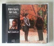 HARRY CONNICK, JR 'When Harry Met Sally' 1989 1980s CD album soundtracks theatre