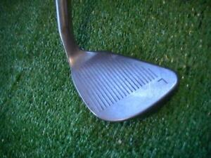 Vintage PING EYE2 LEFT HAND RED DOT LOB Wedge Deep Grooves Legal for Amature