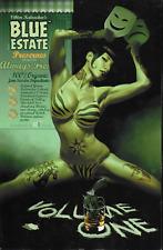 Blue Estate Vol 1 & 2 by Victor Kalvachev & Kosta Yanev TPBs Image Comics OOP