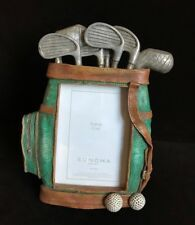 """Sonoma~Golf~ 3.5"""" x 5"""" ~ Resin Picture Frame"""