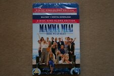 Mamma Mia Here We Go Again Blu-ray Digital Download 2018 Region