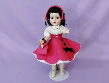 """PRETTY 14"""" Hard Plastic SWEET SUE DOLL by AMERICAN CHARACTER 1950s"""