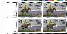 US Scott #2401 Plate Block of 4  Mint Never Hinged