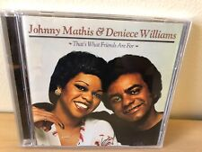 That's What Friends Are For [Bonus Tracks] by Deniece Williams/Johnny Mathis