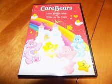 CARE BEARS PRESENT LOTSA HEART'S WISH and ORDER ON THE COURT Care Bear DVD