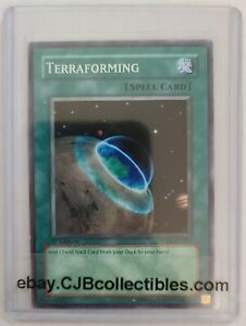 Yu-Gi-Oh! TERRAFORMING SDRL-EN026 1st Edition S.Deck: Rise of the Dragon Lords