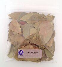 1 oz.  Bay Leaf Whole (Laurus Nobilis) <28 g / .063 lb> Dried Laurel