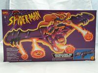 Spider-Man Hobgoblin Wing Bomber Vehicle Mint in sealed Box Toybiz 1995 Ovp