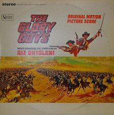 "EAST - COLONNA SONORA - THE GLORY GUYS - RIZ ORTOLANI 12"" LP (N287)"