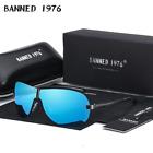 Trendy 2020 Spring Hinges HD Polarized Sunglasses Cool Goggle Eyewear UV400