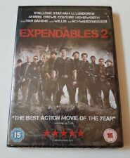 The Expendables 2 - Brand New and Sealed DVD - Region 2