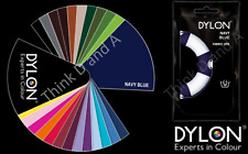 DYLON Navy Blue Hand Dye 50g for Fabric and Clothes