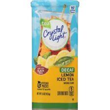 Crystal Light Decaf Lemon Iced Tea Drink Mix