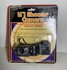 Vtg Kidco Li'l Shooter Camera NIP New Package Plastic Working Takes 110 Film