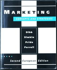 Marketing: Concepts and Strategies by Sally Dibb, O. C. Ferrell, William M....