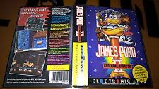 # SEGA MEGA DRIVE-James Pond 2-nome in codice: RoboCod-TOP/MD gioco #