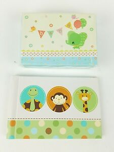 Lot of 2 Pepper Pot Boxed 10 Blank Note Cards and envelopes & 24 photo Album