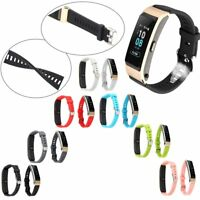 TPU Soft Wrist Band Bracelet Strap for Huawei TalkBand B5 Sports Smart Watch