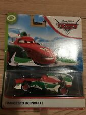 Coche Disney Pixar Cars Francesco Bernoulli