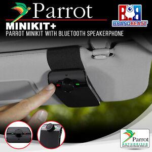 Parrot MINIKIT+ Portable Bluetooth® Hands-Free Kit
