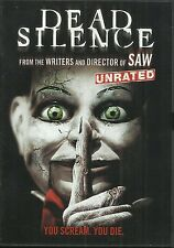 DEAD SILENCE (DVD) Unrated Edition!