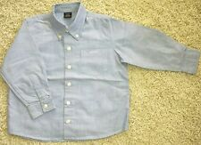 BOYS  NEXT LONG SLEEVE SHIRT AGE 2  LIGHT BLUE &   EXCELLENT CONDITION!.