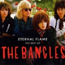 "BANGLES ""ETERNAL FLAME THE BEST OF"" CD 18 TRACKS NEW+"