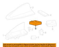 BMW OEM 16-18 X6 Radio Antenna-Control Module 65209325735