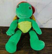 ✅ RARE - Eden - Franklin Turtle (Removable Shell)