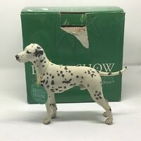 "Country Artists ""Dalmatian"" Best In Show Collection Dog Figurine *Ideal Gift 🎁*"