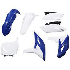 Yamaha Kit PLASTIQUE YZF 250 2010 - 2013 Oem Bleu Blanc 90529 Motocross