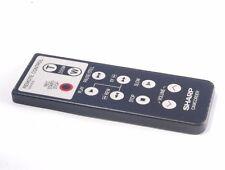 Sharp G0023TA Camcorder Remote Control 6102035 used genuine