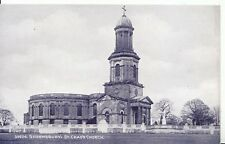 Shropshire Postcard - Shrewsbury - St Chad's Church - Ref ZZ4682